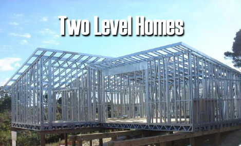 2 level steel frame home 4010 sq ft buy our floor plan
