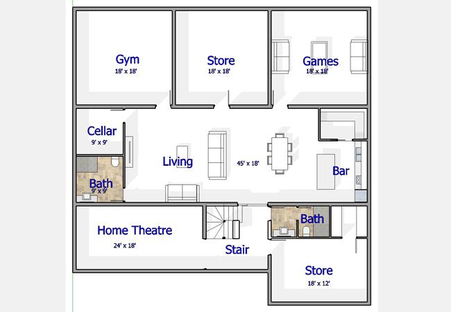 Buy Your Custom Home Floor Plan Design Here Next