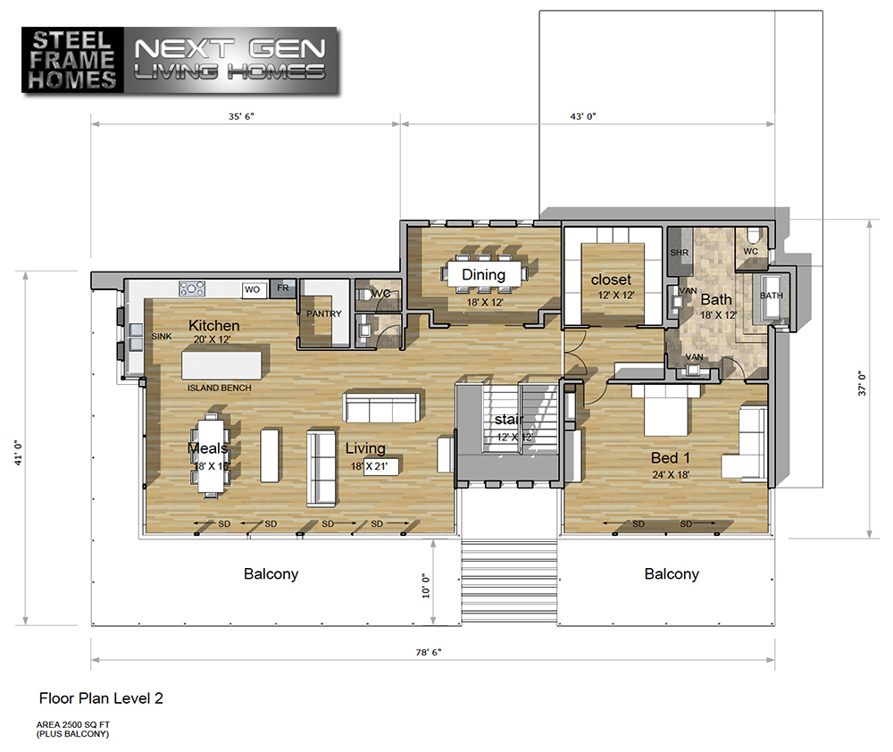 Next generation home plans for Generation house