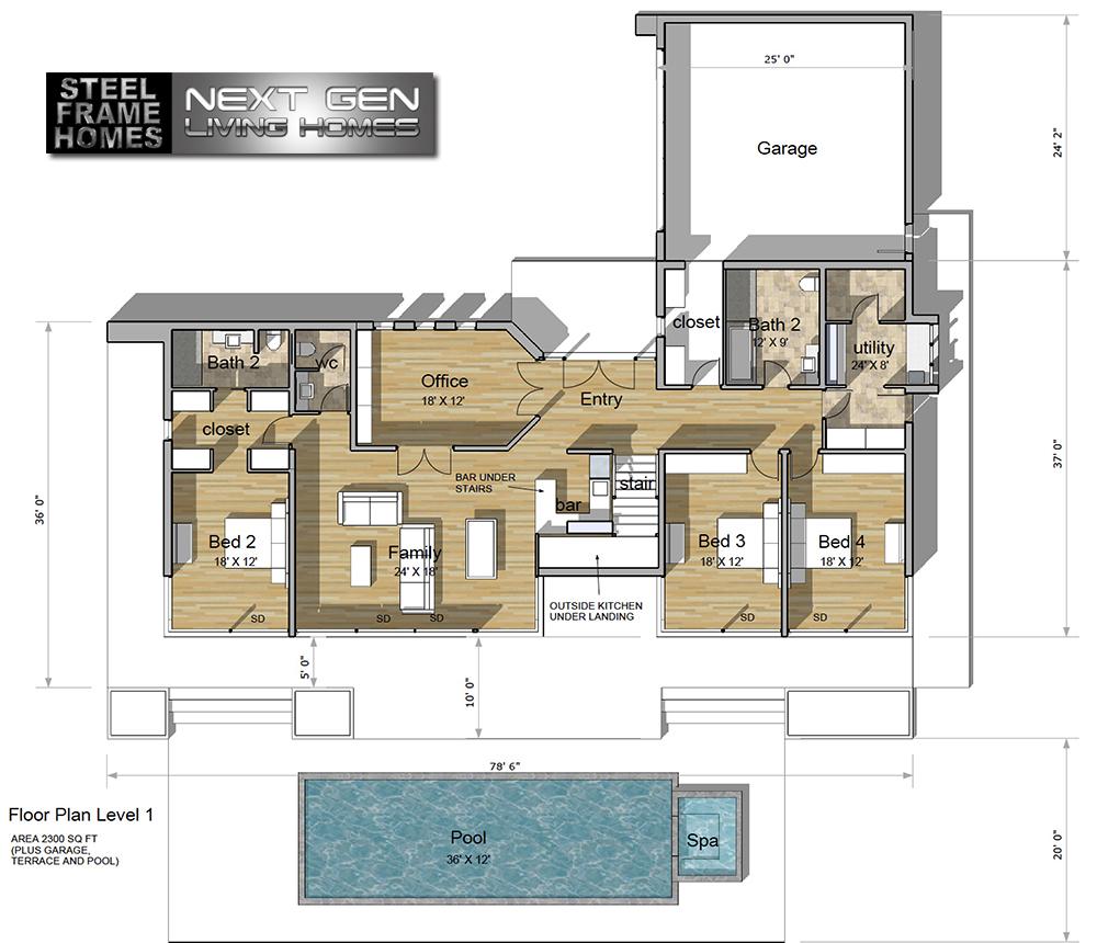 Next Generation Home Plans
