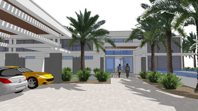 Video Animation Of All Star Dream House With Indoor Basketball Court Next Gen Living Homes