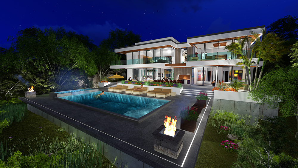 Inspired by this 13 million dollar home click here