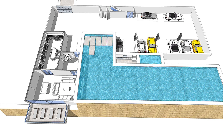 Buy our all star dream house 3d floor plan next for Dream house plans 3d