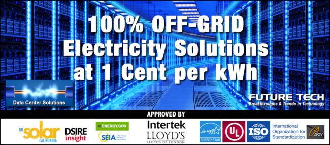 100% OFFGRID ENERGY